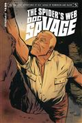 Doc Savage Spiders Web #5 (of 5) Cvr A Torres