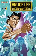 Bruce Lee Dragon Rises #1 Cvr A Chang *Special Discount*