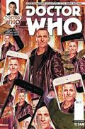 Doctor Who 9Th #1 Cvr B Photo *Special Discount*