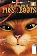 Puss In Boots #1 (of 4) Cvr A *Special Discount*