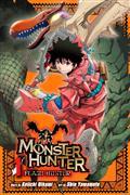 Monster Hunter Flash Hunter GN Vol 01 (C: 1-0-1) *Special Discount*