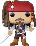 Pop Disney Pirates Jack Sparrow Vinyl Fig (C: 1-1-2)
