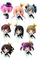 Idolmaster Cinderella Girls 1St Stage Cord Mascot 8Pc Ds (C:
