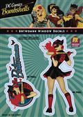 DC Bombshells Batwoman PX Vinyl Decal (C: 1-1-1)
