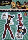 DC Bombshells Lois Lane PX Vinyl Decal (C: 1-1-1)