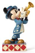 Disney Traditions Bugle Boy Mickey Fig (C: 1-1-1)