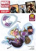 Marvel Now Spider-Gwen PX Vinyl Decal (C: 1-1-1)
