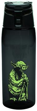Star Wars Yoda 25 Oz Tritan Flip Lid Bottle (C: 1-1-1)