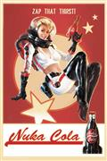 Fallout Nuka Cola Pin-Up Tin Sign Replica (C: 1-1-2)