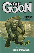 Goon Library HC Vol 05 (C: 0-1-2)