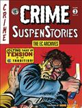 Ec Archives Crime Suspenstories HC Vol 03 (C: 0-1-2)