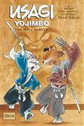 Usagi Yojimbo TP Vol 31 Hell Screen (C: 0-1-2)