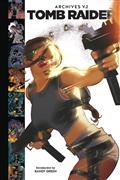 Tomb Raider Archives HC Vol 02 (C: 1-1-2)