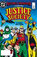 Last Days of The Justice Society of America TP *Special Discount*