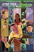 Star Trek Green Lantern Vol 2 #5 Subscription Var