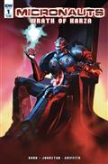 Micronauts Wrath of Karza #1 (of 5) *Special Discount*