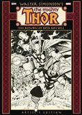 Walter Simonson Thor Return of Beta Ray Bill Artist Ed HC