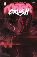Motor Crush #5 Cvr A Tarr