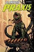 Planetoid Praxis #3 (of 6)