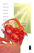 Wicked & Divine #28 Cvr A Mckelvie & Wilson (MR)