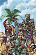Guardians of Galaxy Dream On #1