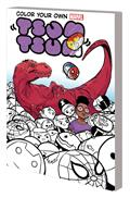 Color Your Own Marvel Tsum Tsum TP *Special Discount*