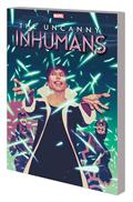 Uncanny Inhumans TP Vol 04 Ivx *Special Discount*
