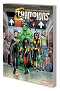 Champions TP Vol 01 Change World *Special Discount*