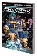 Silver Surfer Epic Collection Infinity Gauntlet TP *Special Discount*