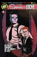 Spencer And Locke #1 (of 4) Cvr A Santiago Jr (MR) *Special Discount*