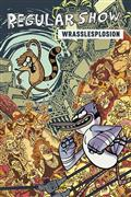 Regular Show Original GN Vol 04 Wrasslesplosion (C: 1-1-2)