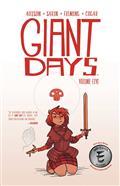 Giant Days TP Vol 05 (C: 0-1-2)