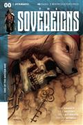 Sovereigns #0 Cvr A Segovia *Special Discount*