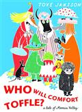 Who Will Comfort Toffle A Tale of Moomin Valley HC