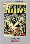 Pre Code Classics Out of Shadows HC Vol 01 (C: 0-1-1)