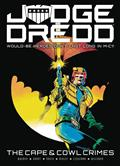 Judge Dredd Cape & Cowl Crimes TP (C: 0-0-1) *Special Discount*