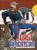 Last American TP (C: 0-0-1)