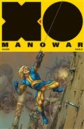 X-O Manowar (2017) #2 Cvr B Rocafort