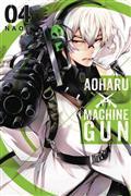 Aoharu X Machinegun GN Vol 04 (C: 1-1-0)