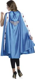 DC Heroes Wonder Woman Costume Long Cape (C: 1-0-2)