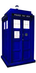 Doctor Who 11Th Dr Tardis 1/6 Scale Diorama (C: 1-1-2)