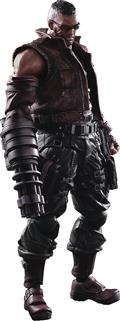 Ffvii Play Arts Kai Barret Wallace AF Remake Ver (C: 1-1-2)