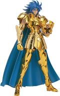 Saint Seiya Gemini Saga AF Saint Cloth Myth Ex Revival Ver (