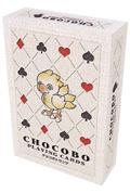 Chocobo Playing Cards (C: 1-1-2)
