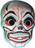 Ghoulsville Cold Death Vac-Tastic Plastic Mask (C: 0-1-2)