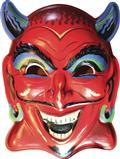 Ghoulsville Fun House Devil Vac-Tastic Plastic Mask (C: 0-1-