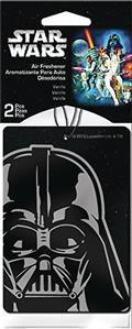 Sw Classic Movie Poster 3Pk Vanilla Air Freshener 24Pc Bag (