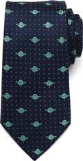 Star Wars Yoda Dot Navy Tie (C: 1-0-2)