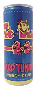 Ms Pac-Man Warp Tunnel Energy Drink 24 Ct Case (C: 1-1-1)