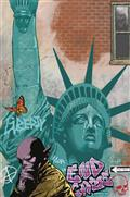 Resident Alien #1 (of 4) Alien In New York
